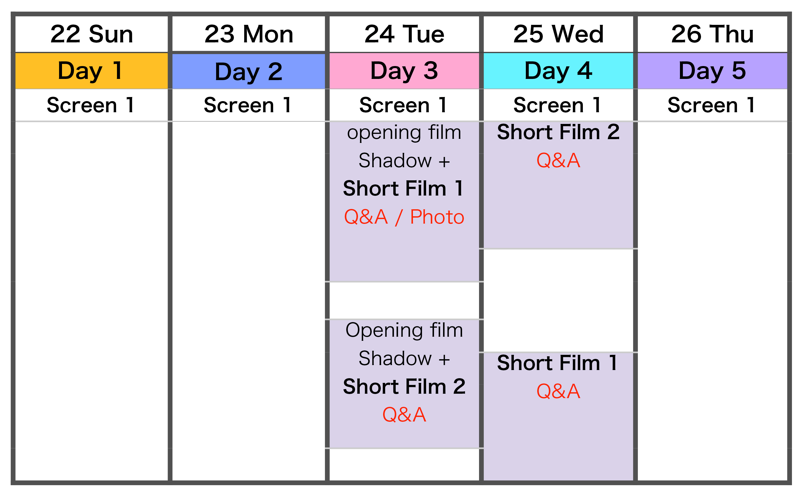 P&LFF 201 - Section Schedule.numbers